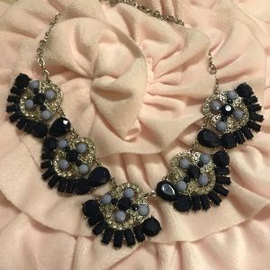 Charming Charlie Blues Necklace